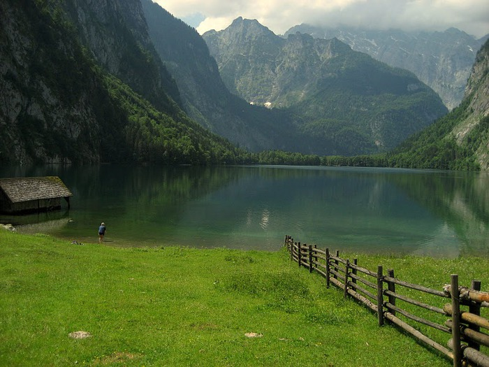 Озеро Кёнигсзе - Bayern. 64417