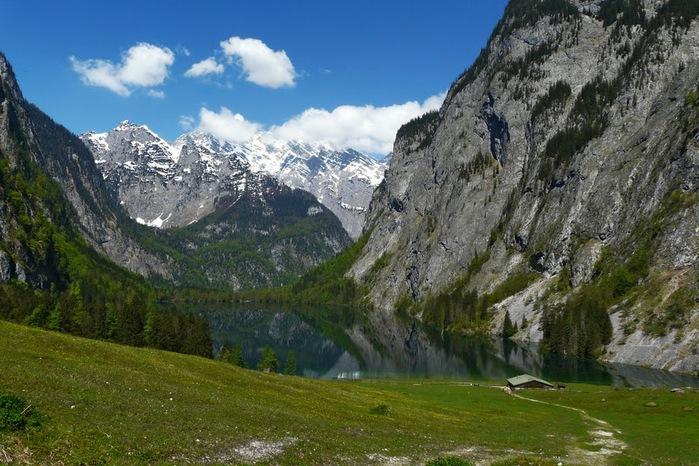 Озеро Кёнигсзе - Bayern. 27902