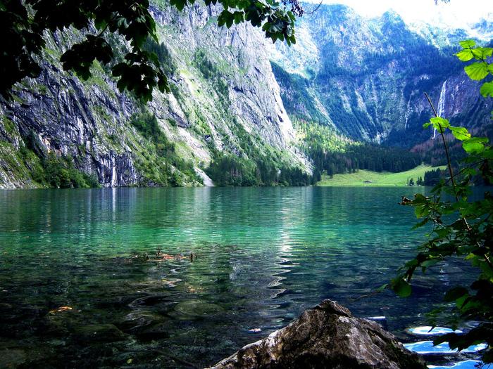 Озеро Кёнигсзе - Bayern. 76727