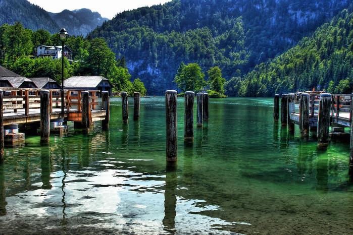 Озеро Кёнигсзе - Bayern. 81008