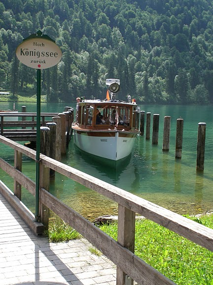 Озеро Кёнигсзе - Bayern. 83061