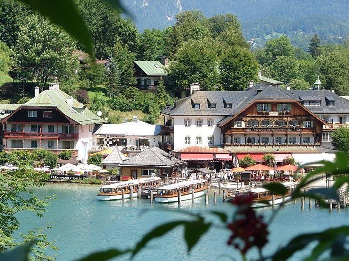 Озеро Кёнигсзе - Bayern. 92239