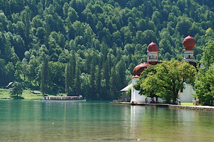 Озеро Кёнигсзе - Bayern. 39628