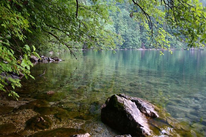 Озеро Кёнигсзе - Bayern. 37583