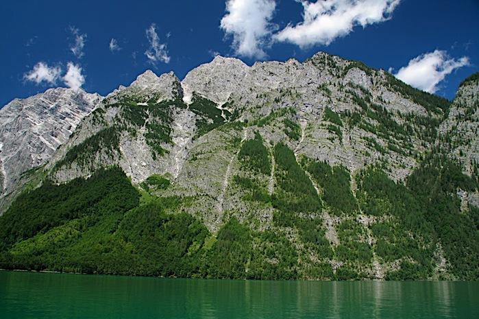 Озеро Кёнигсзе - Bayern. 89127
