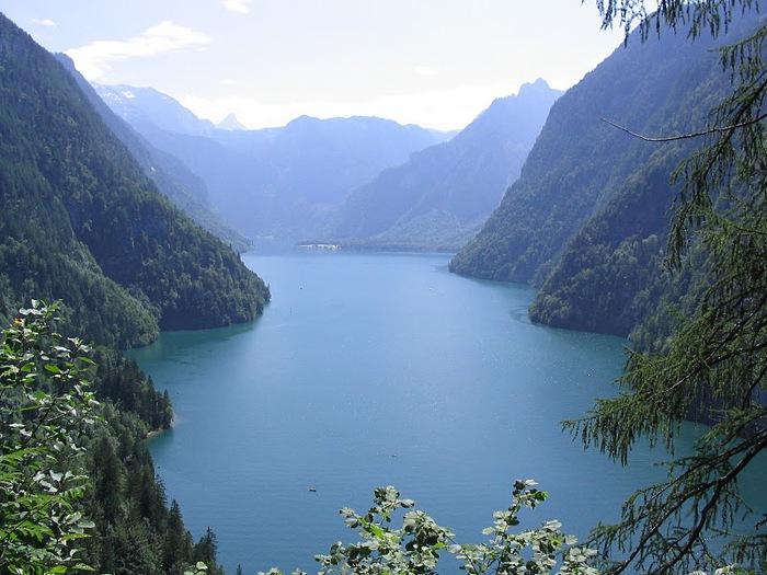 Озеро Кёнигсзе - Bayern. 39273
