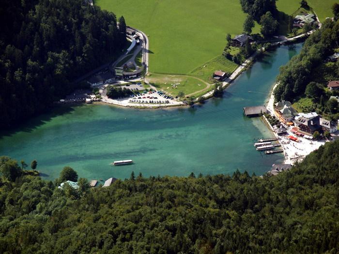 Озеро Кёнигсзе - Bayern. 25344