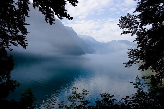 Озеро Кёнигсзе - Bayern. 67084