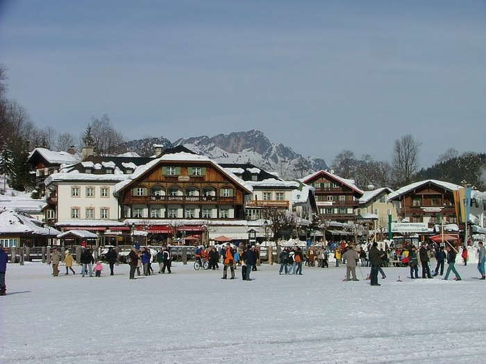 Озеро Кёнигсзе - Bayern. 13587