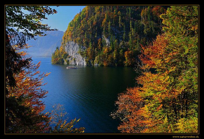 Озеро Кёнигсзе - Bayern. 31019