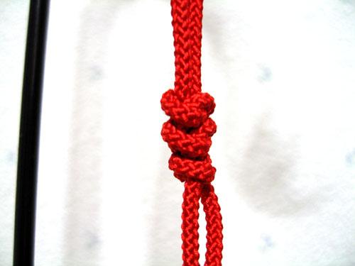 или змеиный узел: