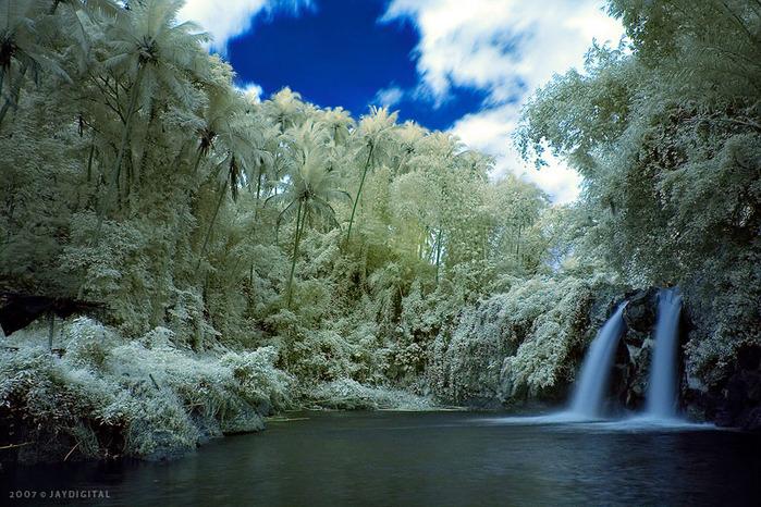 Впечатляющие пейзажи природы....