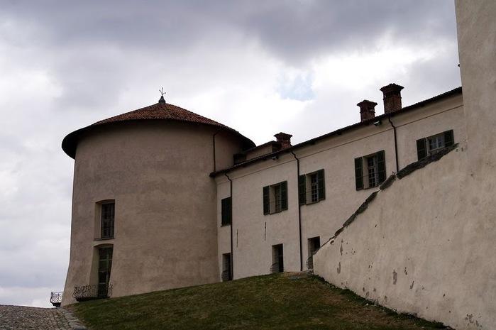 Замок г. Мазино - Castello di Masino, Italia 94724