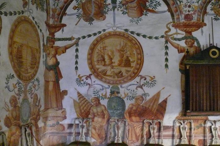 Замок г. Мазино - Castello di Masino, Italia 54954