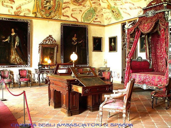 Замок г. Мазино - Castello di Masino, Italia 42204