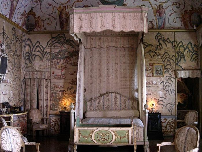 Замок г. Мазино - Castello di Masino, Italia 91242