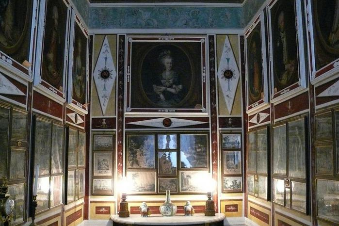 Замок г. Мазино - Castello di Masino, Italia 81609