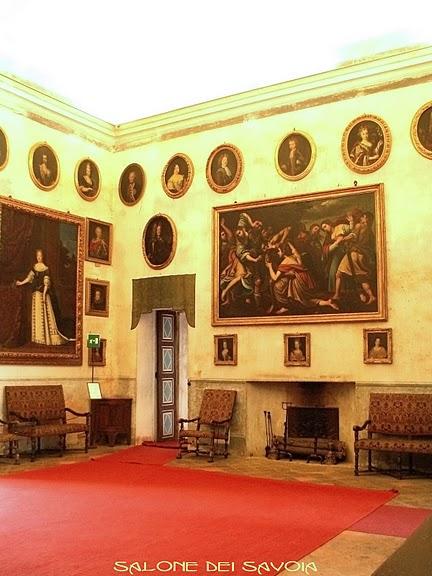 Замок г. Мазино - Castello di Masino, Italia 33775