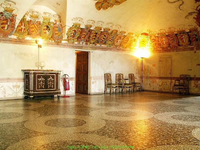 Замок г. Мазино - Castello di Masino, Italia 23768