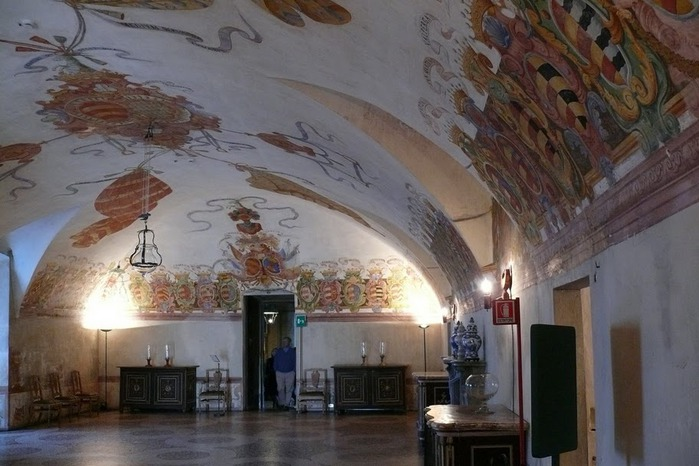 Замок г. Мазино - Castello di Masino, Italia 45502