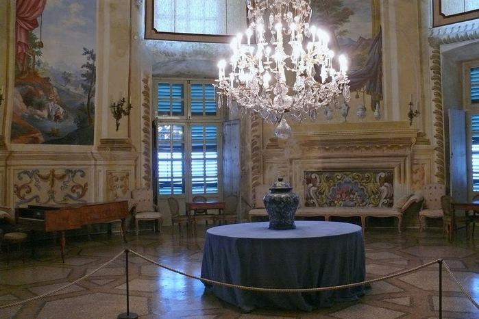 Замок г. Мазино - Castello di Masino, Italia 11195