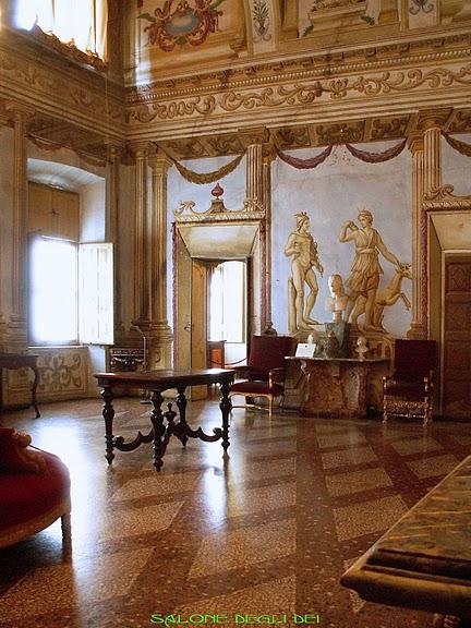 Замок г. Мазино - Castello di Masino, Italia 38468