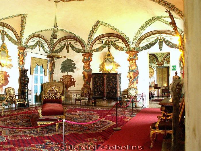 Замок г. Мазино - Castello di Masino, Italia 86416