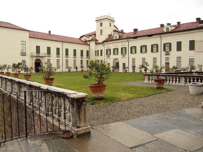 Замок г. Мазино - Castello di Masino, Italia 39095