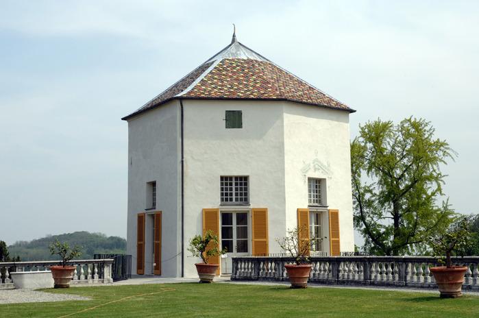 Замок г. Мазино - Castello di Masino, Italia 63609