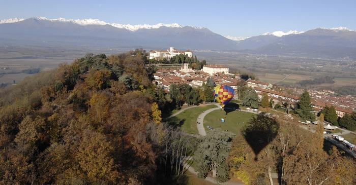 Замок г. Мазино - Castello di Masino, Italia 89073