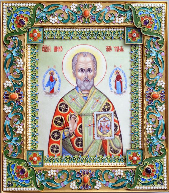 Святой Николай Чудотворец родился в 234 году нашей эры в городе Патаре в Ликии.  С самого рождения он удивлял своих...