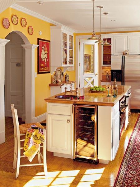 желтый цвет в дизайне и декоре. желтый цвет в интерьере, оттенки желтого...