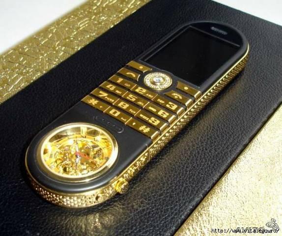 Самые красивые телефоны — креатив