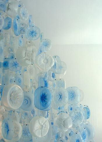 Плитка из пластиковых бутылок