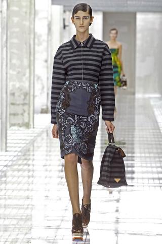 Fashion shows. mfw 2011. в цитатник. prada. поставить ссылку.