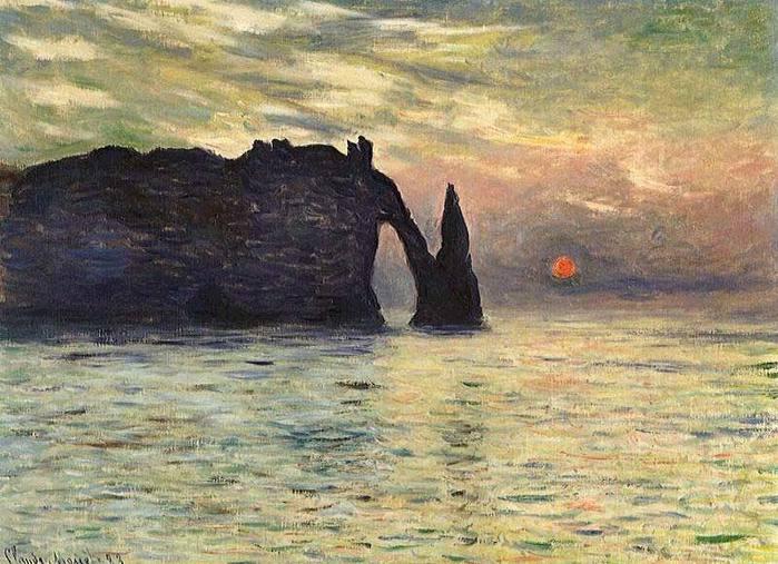 Импрессионизм Клод Оскар Моне (1840-1926)