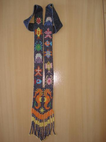 Ukrainian ethnics costume jewelry