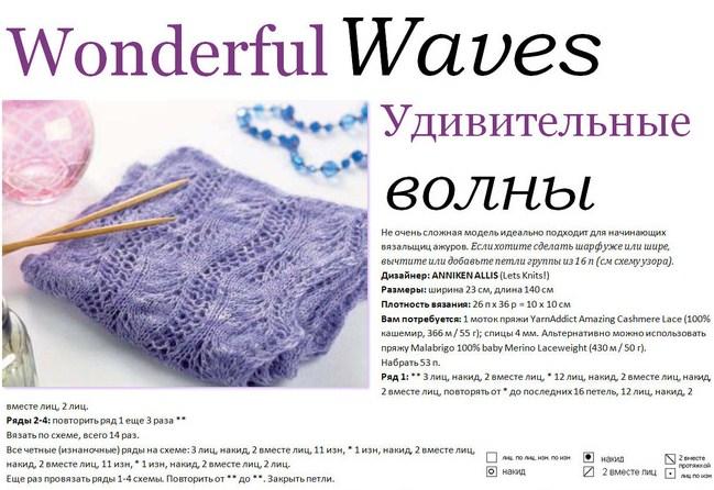 Apr 17, 2012 - Я начинаю уроки вязания спицами для начинающих. вяжем некоторые очень объемные модели шарфов и шапок...