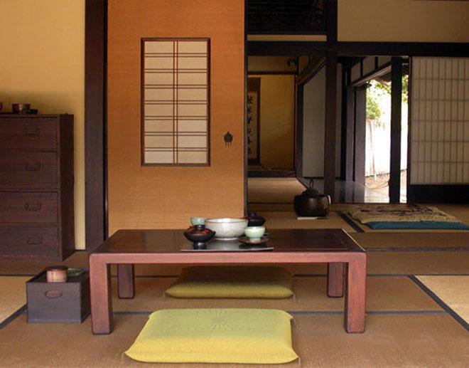 Немного интерьеров в Японском стиле.