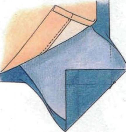 Как сшить шторы с подкладкой своими руками мастер класс 9