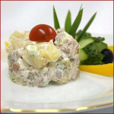 вкусные и простые рецепты с фото салаты