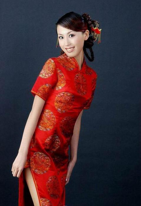 Образ китаянки своими руками