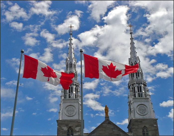МИД России ответило на санкции Канады встречными санкциями