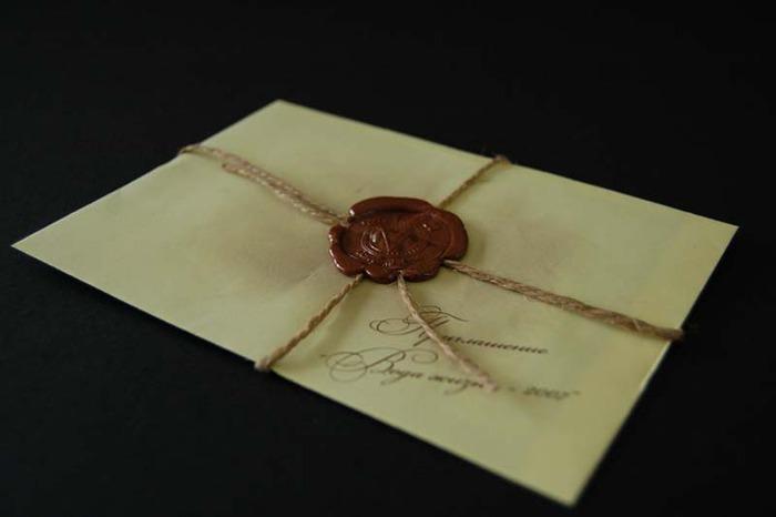 Открытое письмо своими руками