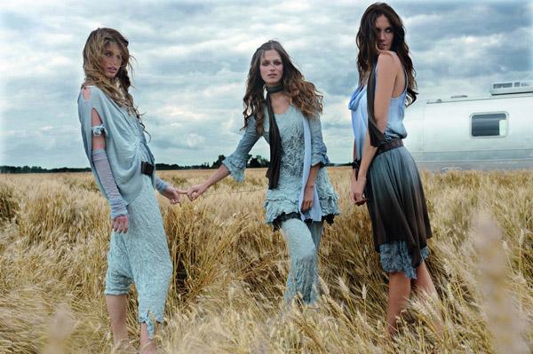Экстравагантную одежду с логотипом Lauren Vidal высоко ценят женщины с...