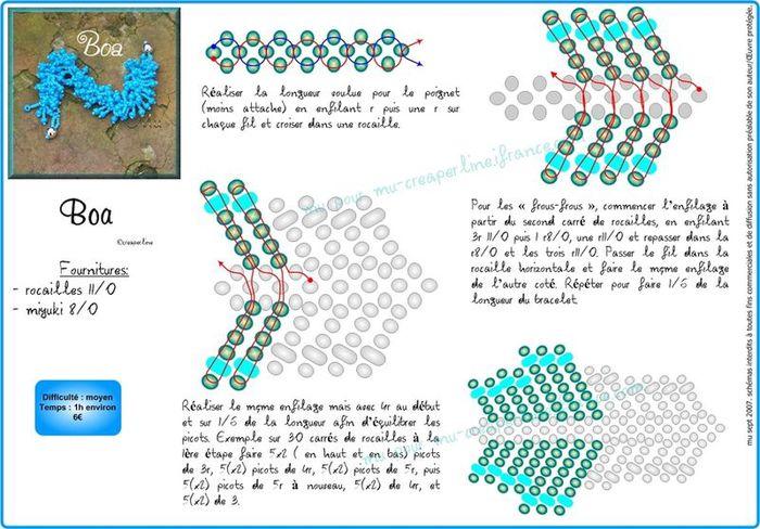 Дата: Вторник, 23.09.2008, 21:45 Сообщение 24. на основе цепочки в крестик,можно сделать такое колье.