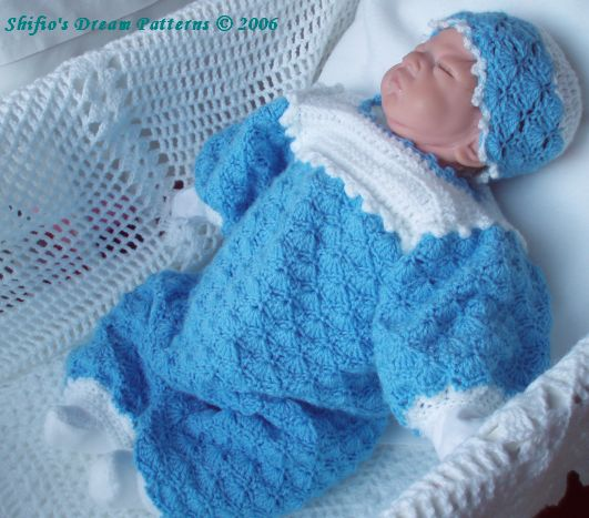 Вязаные вещи для новорожденных мальчиков