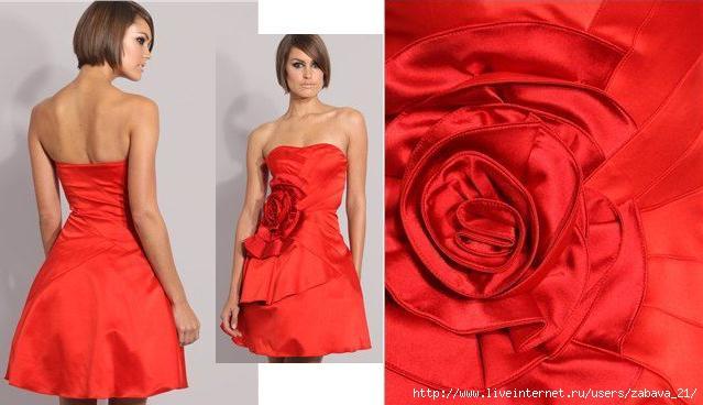 платье туника hanae mori