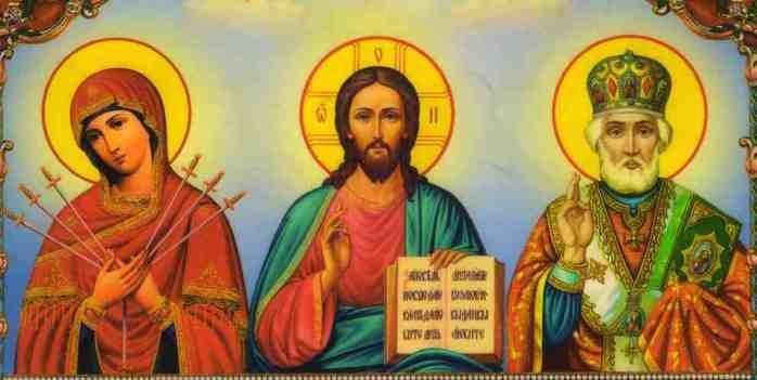 Православные молитвы от болезней порчи