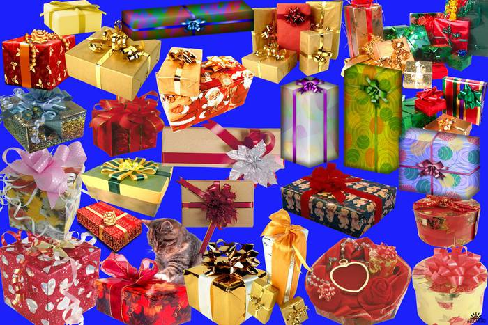 Все виды подарков на день рождения 248